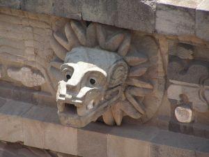 tempel des quetzalcoatl